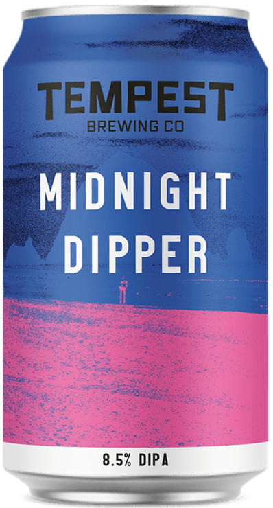 Midnight Dipper DIPA 330ml can