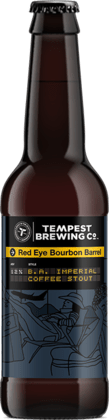 Bourbon Barrel Aged Red Eye Flight 330ml bottle