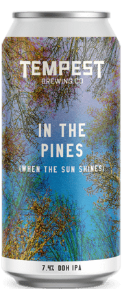 In the Pines 440ml can