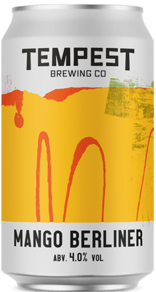 Mango Berliner 330ml can