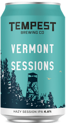 Vermont Sessions 330ml Can
