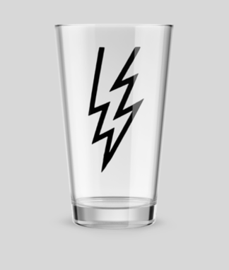 Lightning in a 2/3 Glass